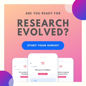 start your survey blog sidebar
